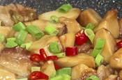 紅燒杏鮑菇這樣做太好吃了!比紅燒肉還解饞!