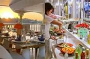 必須曝光!一家坐擁360度海景的遊船餐廳,每日僅有36個位置!